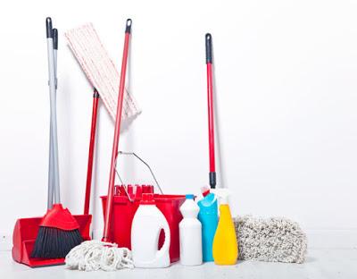 نصائح عامه لتنظيف المنزل