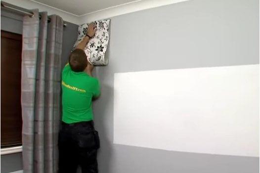 شركة تركيب ورق حائط