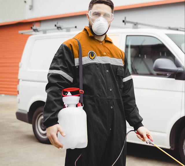 شركة مكافحة حشرات بضرما