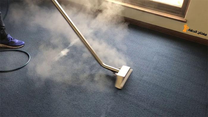 شركة تنظيف سجاد بالبخار بالرياض