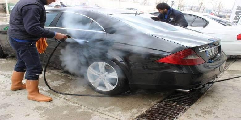 شركة غسيل سيارات بالبخار بالرياض